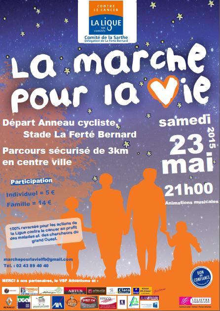 La Marche pour la vie