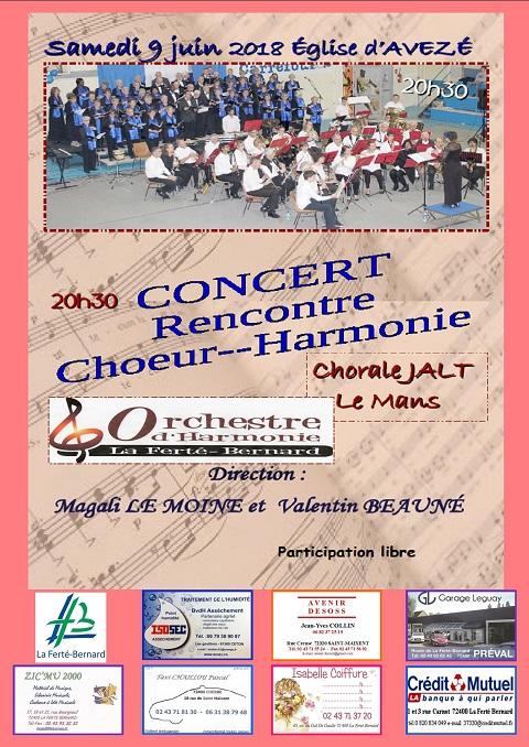 Concert 9 Juin 2018 - Avezé