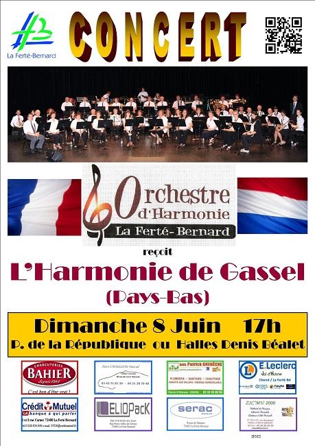 Concert 8 Juin 2014
